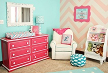 Just A Girly Nursery / by Christal