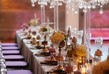 The Decor / by Crown Weddings