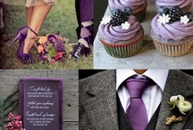Purple Weddings / by Crown Weddings