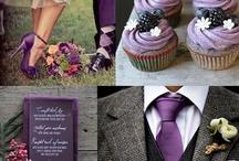 Purple Weddings / by Crown Weddings