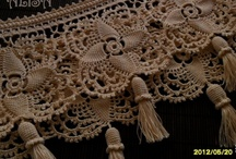 Crochet - Edgings / Tassels / Fringes / Cords / by Nivethetha Sudhakar