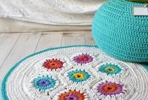 Crochet - Doilies / Mats / Potholders / by Nivethetha Sudhakar