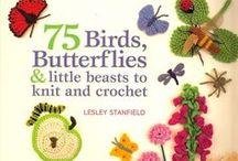 Crochet - Books / by Nivethetha Sudhakar