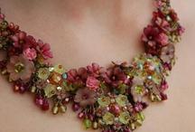 Bead - Necklace / by Nivethetha Sudhakar