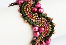 Bead - Bracelet / Bangles / Cuffs / by Nivethetha Sudhakar