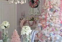 I'm dreaming of Christmas.... / Beautiful ideas for Christmas decorations
