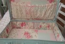 Shabby is more than chic.... / I adore all things shabby chic and the romance that shabby chic inspires.....