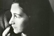 Anne Frank / by Peter Kahrmann
