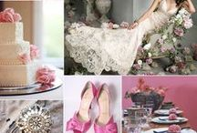 Romantic Wedding Ideas.... / A wedding is all about romance.....