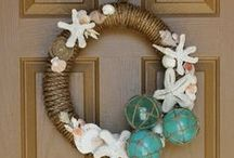 DIY - Wreaths / Door Decor / by Nivethetha Sudhakar