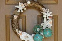 DIY - Wreaths / Door Decor / by Nivethetha Sudhakar