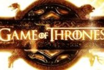 Game of Thrones / Game of Thrones is an American fantasy drama television series created for HBO by David Benioff and D. B. Weiss. It is an adaptation of A Song of Ice and Fire, George R. R. Martin's series of fantasy novels, the first of which is titled A Game of Thrones.  / by Merky