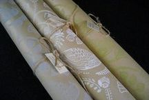 Details by Fiona / Bespoke hand printed fabrics and home accessories