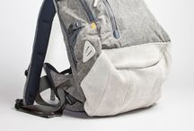 BAG NYLON/ CANVAS / Men`s and woman`s bags  / by Andreea Tavitian