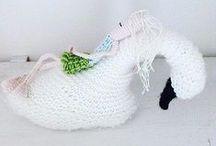 #sleepanywheredoll / It's a hard life being a crochet dolly!