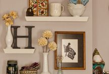 Decor Inspiration / Gallery walls are my fave.