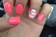 Nails! My obsession... / by Laura Rockwell