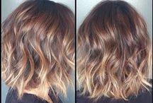 Hair Ideas / by Jessica Willis