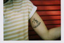 tattoo / by Paula Haarer