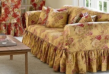 Decorate with floral patterns