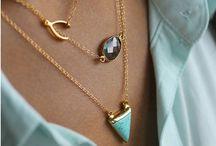 jewelry / by Paula Haarer