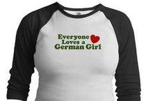 100% German / by Heidi