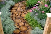 Lawn, Patio & Yard Ideas / by Jenny Schulz
