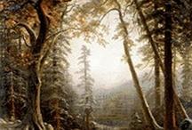 Albert Bierstadt /  Before Photos