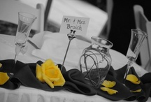 Centerpieces / Tables / Somes ideas of previous tables and centerpieces. / by Four Oaks Manor