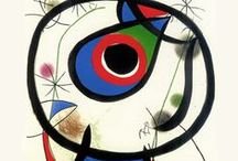 Joan Miró / Miró gives his viewers an extraordinary spatial experience