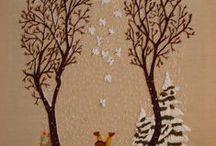+Embroidery+ / by Tina Hammock