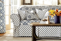 Fun With Slipcover Patterns