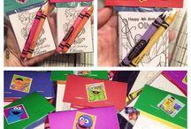 Birthday Party Ideas / by Melanie Simmons