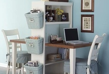 Small space ideas / by J Corn
