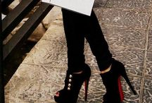 High Standards .. High HEELS / by Chantelle Moore