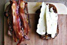 Recipes - Sandwiches / by Jenny Schulz