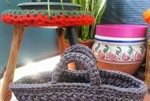 Hook and Needle / Inspiration for knitted and crocheted projects