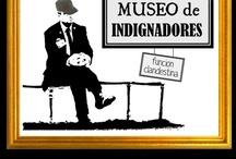 Museo de  indignadores