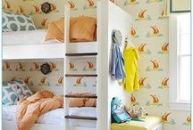 Kid rooms / by Bethany Madsen