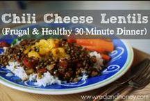 Recipes - Vegetarian / by Jenny Schulz