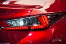 Red / by Lexus International