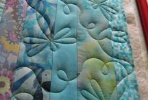 Free Motion Quilting / by Becky Kapfer
