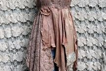 +Altered Couture-Wearable Art+ / by Tina Hammock