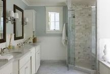 bathroom ideas / by Whitney Wagner