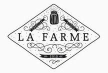 La Farme Designs / All made by La Farme  www.lafarme.nl