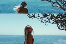 SUMMER LIVING / S U N ☀️ / by •• I L O N A . V ••