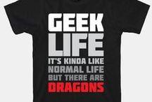 Geek / by Emily Helene