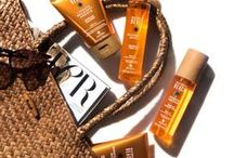 Bamboo Beach / BAMBOO BEACH: Nourish sun-parched hair and get a sexy summer look on or off the beach. This limited edition collection provides UV protection for strong, sultry hair.