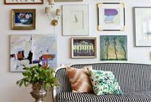Gallery Wall Ideas / by Jessica Willis