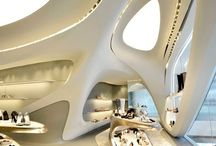 Interior architecture / Retail, office, home.
